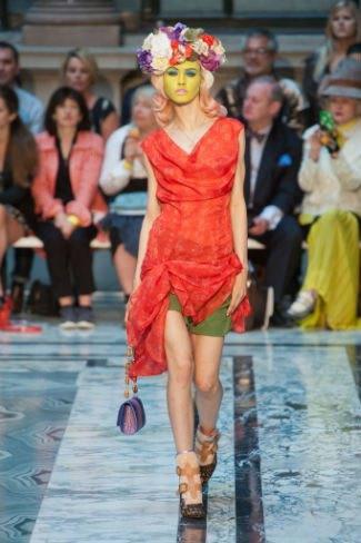 Vivienne Westwood 2013 ilkbahar Yaz koleksiyonu