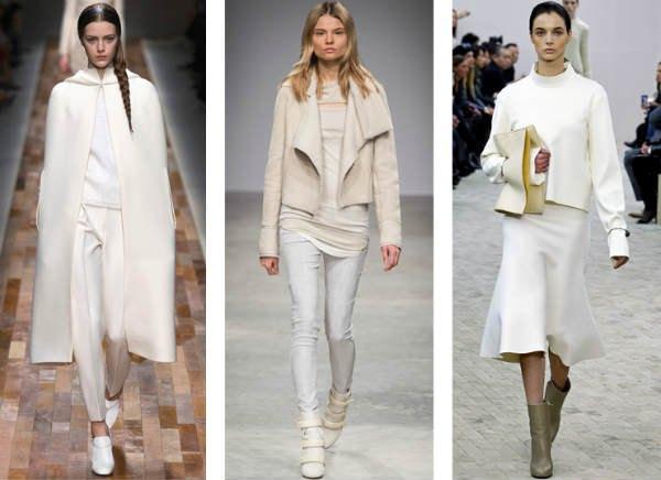 2014 kış modası ekru