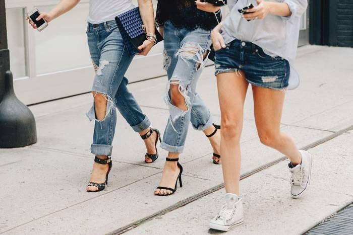 En Moda Sokak Kombinleri