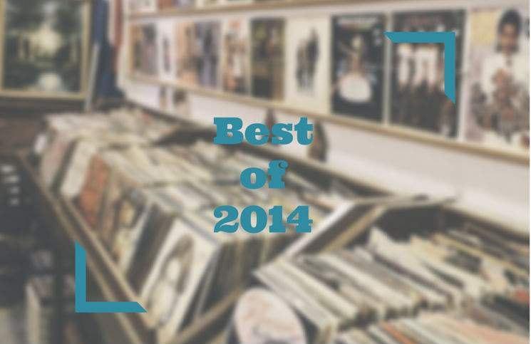 2014'ün en iyi şarkıları